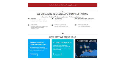 Priority Medical Staffing