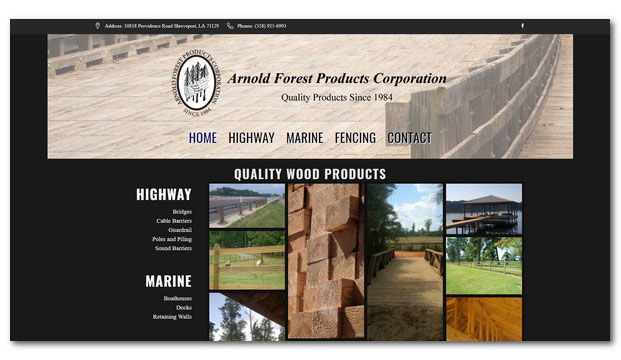 Arnold Forest Products